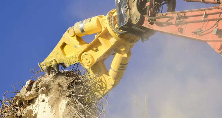 Spare Parts for Demolition Tools wordlwide