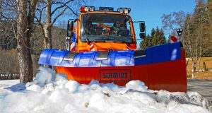 AEBI Schmidt Snow Plough