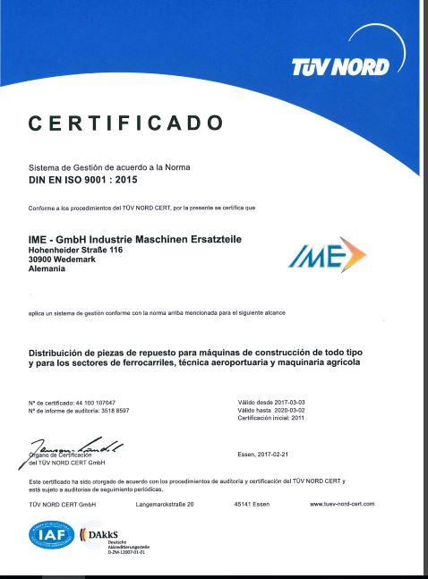 certificado-ISO