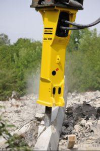 Hydraulic Breaker EC 100