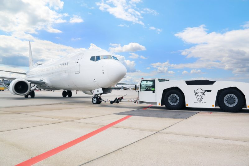 Spare Parts for Airport Equipment